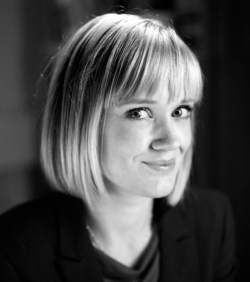 Maria Landén, Jur. kand. Arbetar inom skadeståndsrätt.